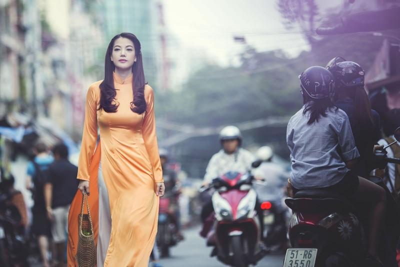 Thu hút khách quốc tế đến TP.HCM qua lễ hội áo dài - ảnh 1