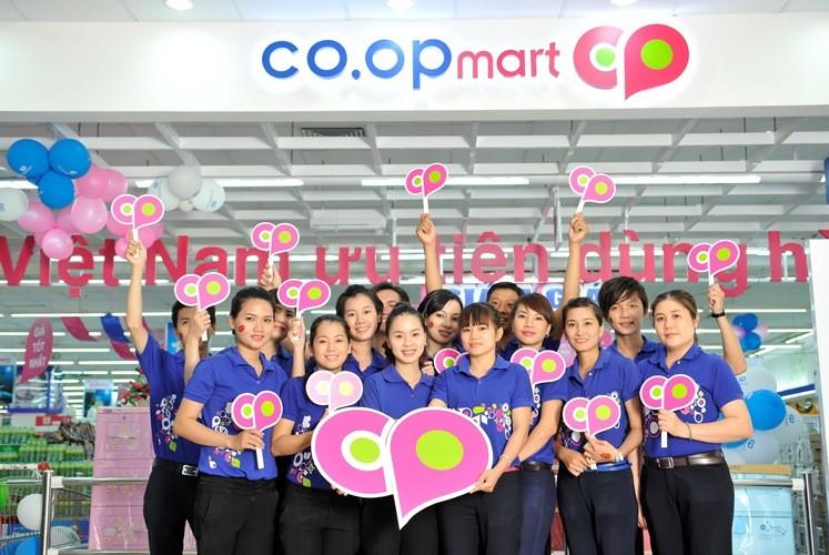 Co.opmart tự hào mang hàng Việt phủ khắp 3 miền - ảnh 1