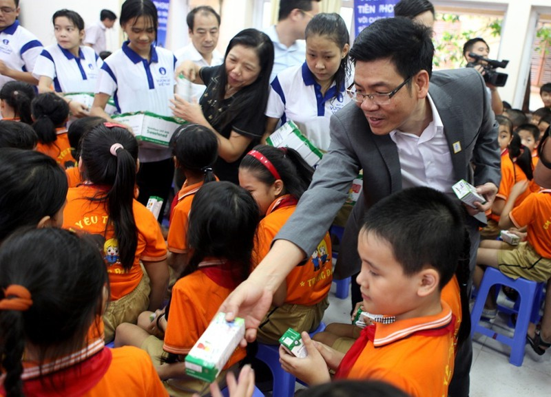 Phát động Sữa học đường tại tỉnh Tuyên Quang - ảnh 2