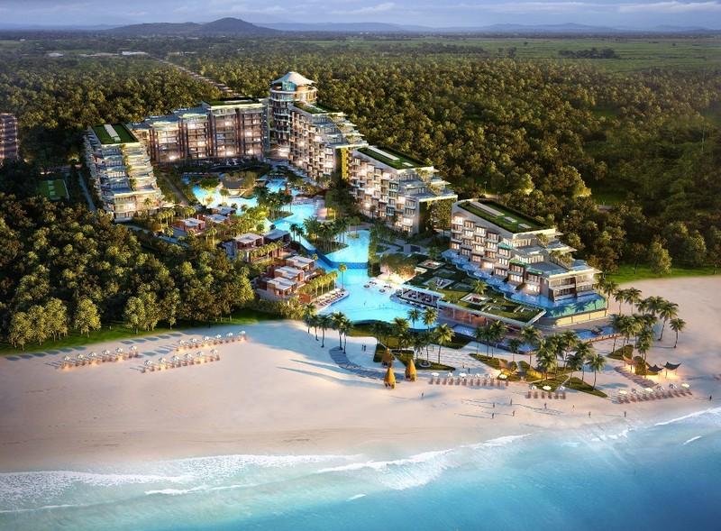 Nhà đầu tư Singapore quan tâm bất động sản Sun Group - ảnh 2