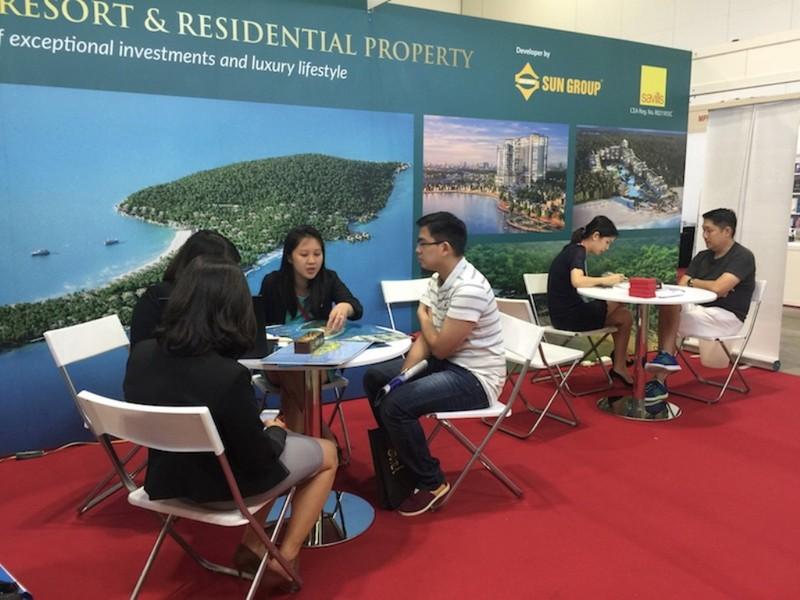 Nhà đầu tư Singapore quan tâm bất động sản Sun Group - ảnh 1