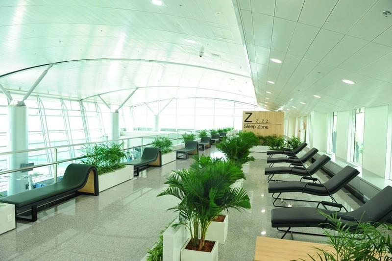 Sân bay Tân Sơn Nhất có khu vui chơi trẻ em miễn phí - ảnh 1