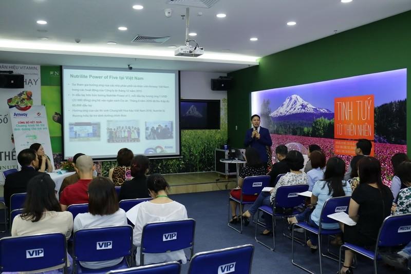 Cải thiện suy dinh dưỡng cho trẻ em Việt Nam - ảnh 1