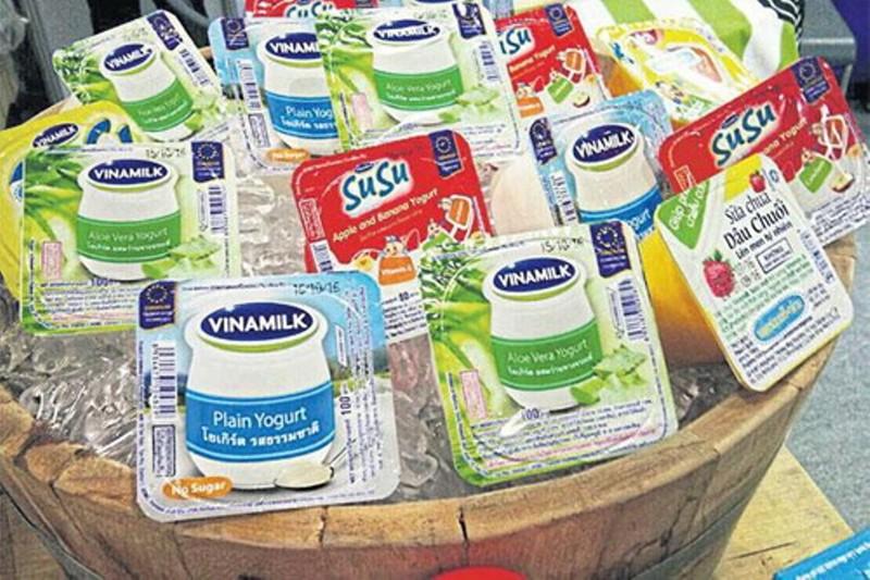 Người Thái làm quen với sữa chua Việt Nam - ảnh 1