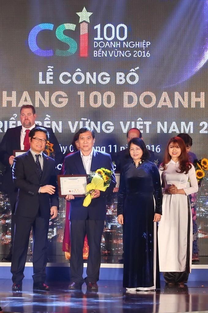 FrieslandCampina Việt Nam: Top 10 Doanh nghiệp Bền vững - ảnh 1