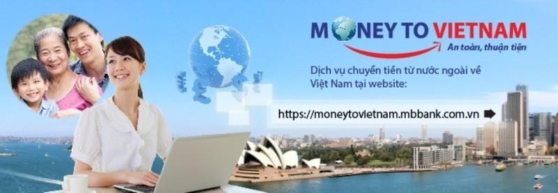 Chuyển kiều hối online từ nước ngoài về Việt Nam - ảnh 1