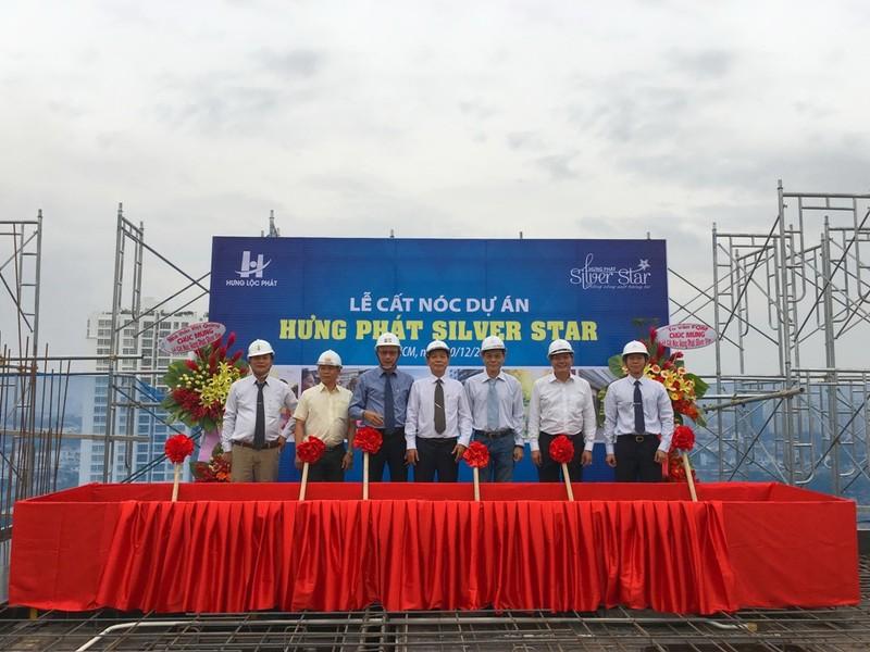Hưng Phát Silver Star xây dựng vượt tiến độ 2 tháng - ảnh 1