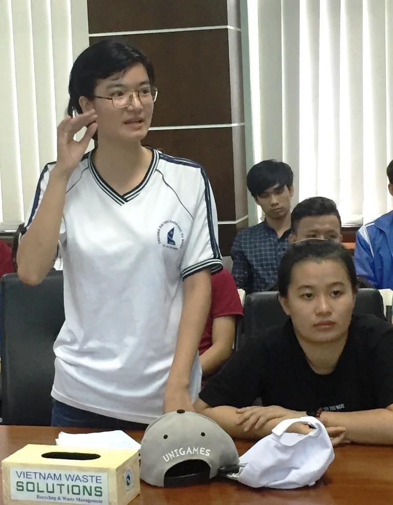 David Duong trò chuyện khởi nghiệp với sinh viên - ảnh 2