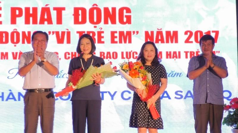 Trao 300 suất học bổng cho trẻ em tại Phú Quốc - ảnh 2