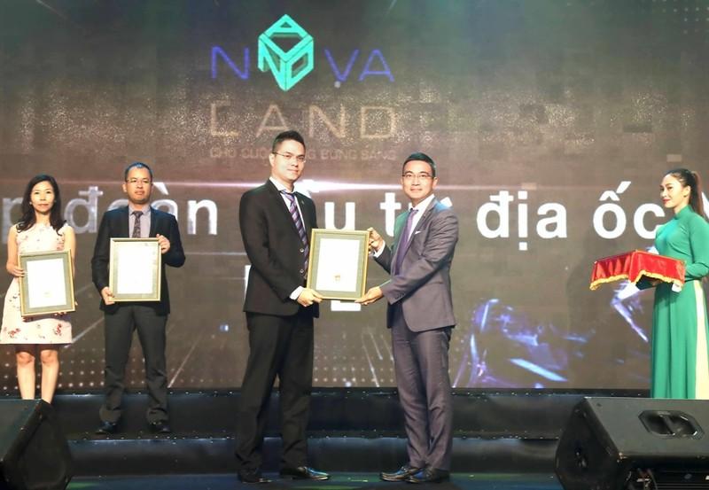 Novaland vào top 10 báo cáo thường niên tốt nhất - ảnh 2