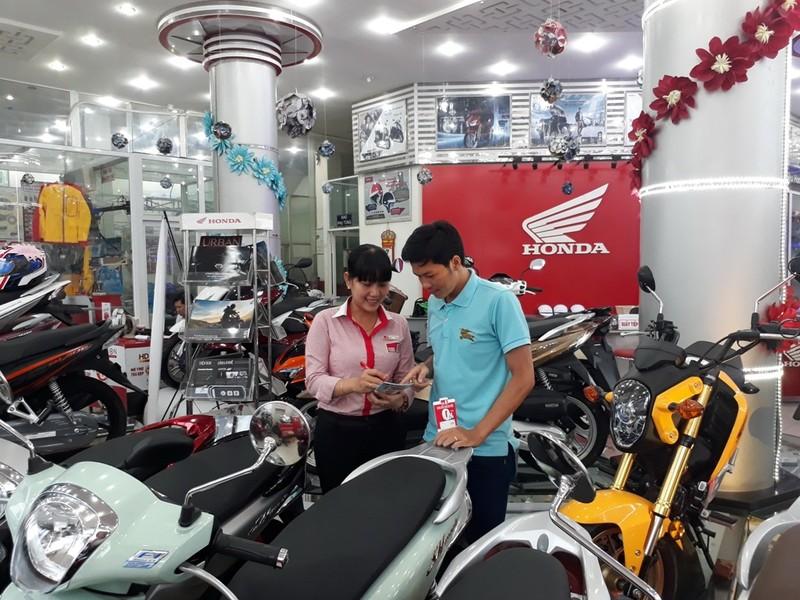 Home Credit tăng cơ hội sở hữu xe máy cho người dân - ảnh 1