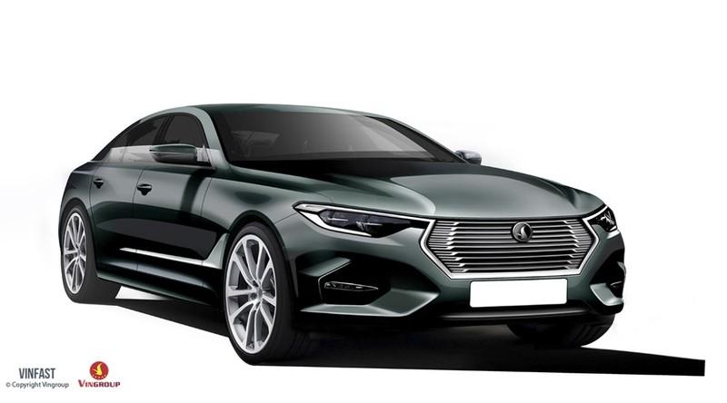 VINFAST công bố bộ sưu tập mẫu xe Sedan và SUV - ảnh 1