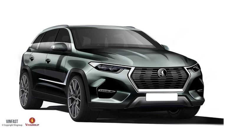 VINFAST công bố bộ sưu tập mẫu xe Sedan và SUV - ảnh 2