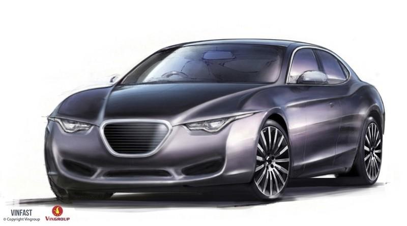 VINFAST công bố bộ sưu tập mẫu xe Sedan và SUV - ảnh 3