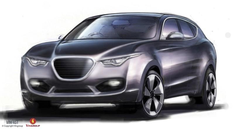 VINFAST công bố bộ sưu tập mẫu xe Sedan và SUV - ảnh 4