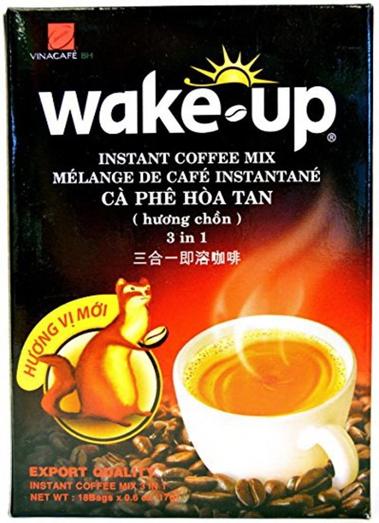 Mỹ dán nhãn bổ sung 100 thùng cà phê Wake-Up - ảnh 1