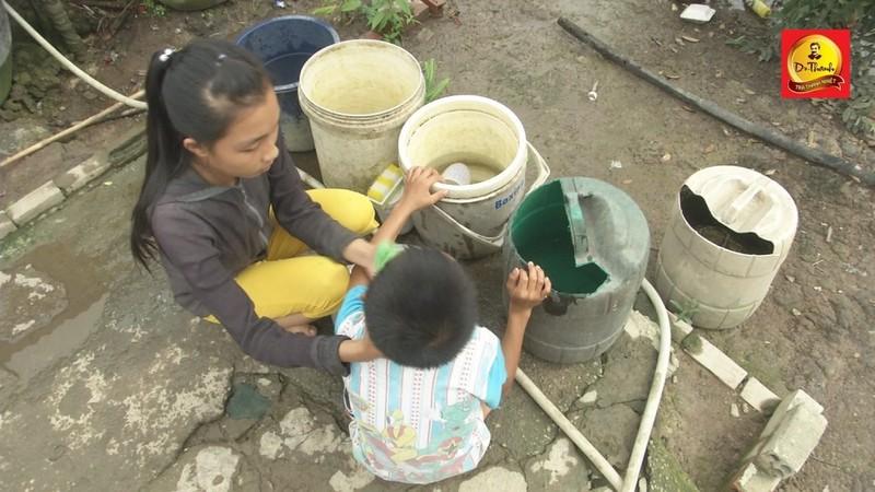 Chuyện đời bất hạnh của gia đình nghèo ở Kiên Giang - ảnh 2