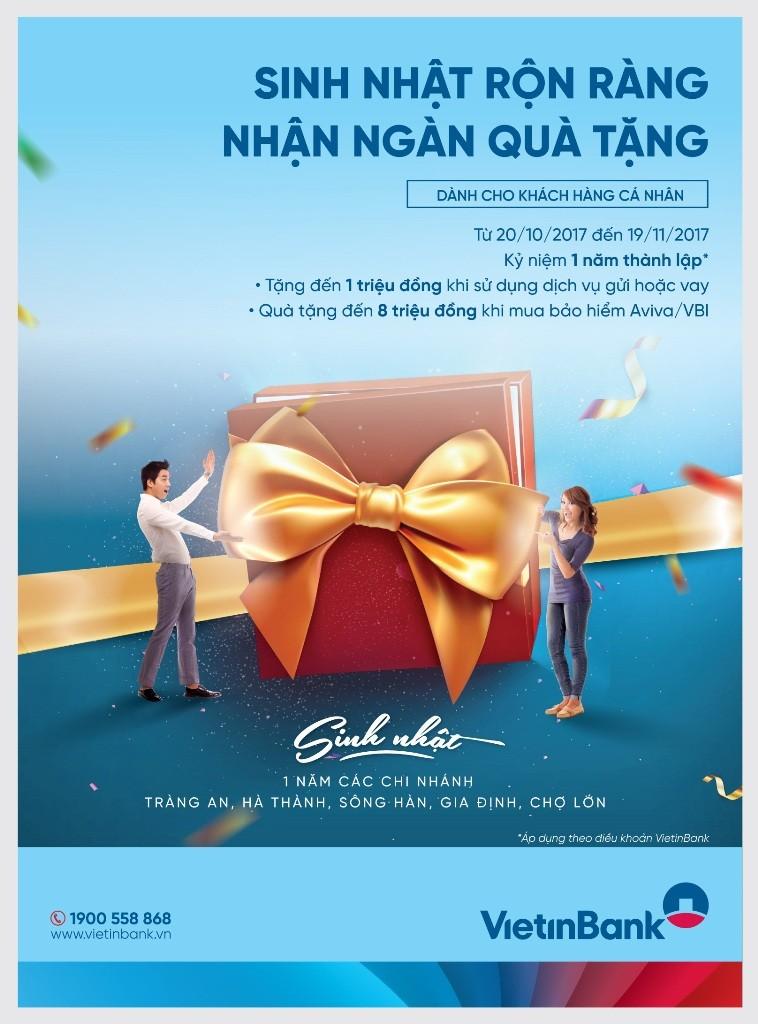 Du lịch Singapore, nhận quà 1 triệu đồng của VietinBank - ảnh 1