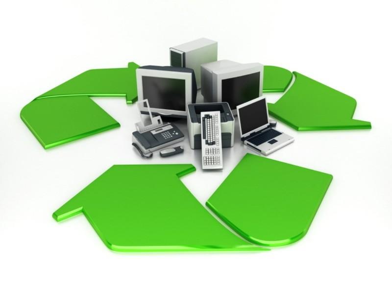 Mối nguy hại môi trường đến từ chất thải điện tử - ảnh 1