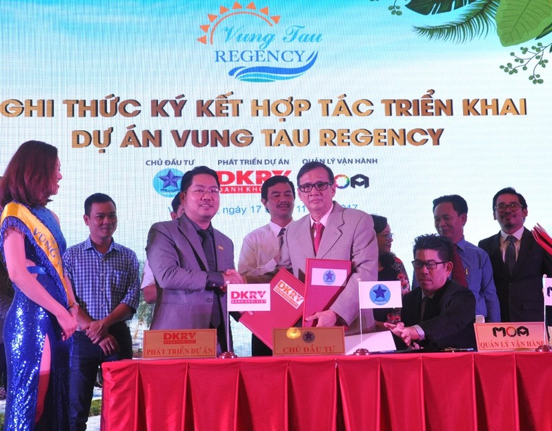 Công bố dự án du lịch nghỉ dưỡng 5 sao Vũng Tàu Regency - ảnh 2