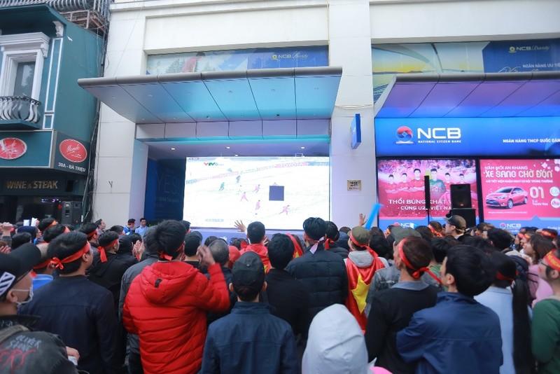 NCB hưởng ứng theo thành công của U-23 Việt Nam - ảnh 1