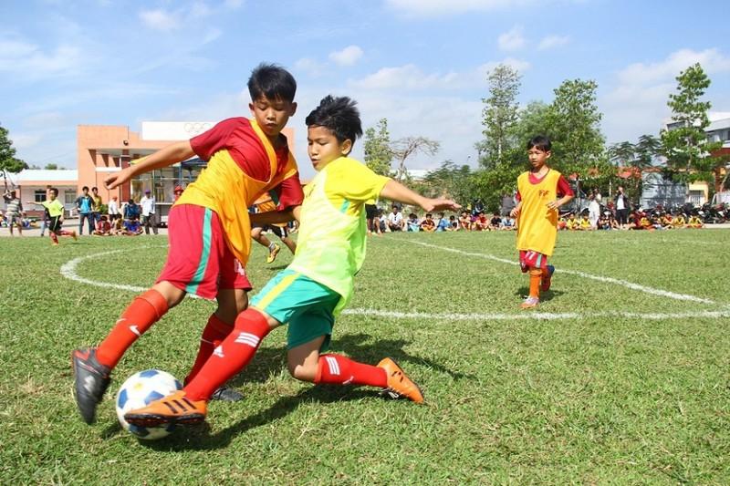 PVF tuyển sinh khóa 10 - tìm kiếm tài năng bóng đá trẻ - ảnh 2