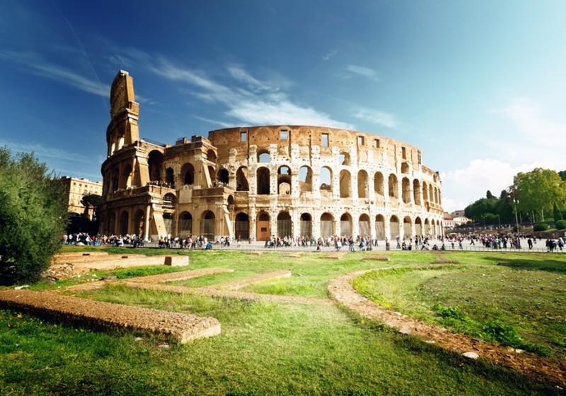 Rome: Cái nôi của nền văn hóa châu Âu - ảnh 1