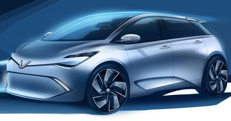 VINFAST sản xuất ô tô điện, ô tô cỡ nhỏ chuẩn quốc tế - ảnh 1
