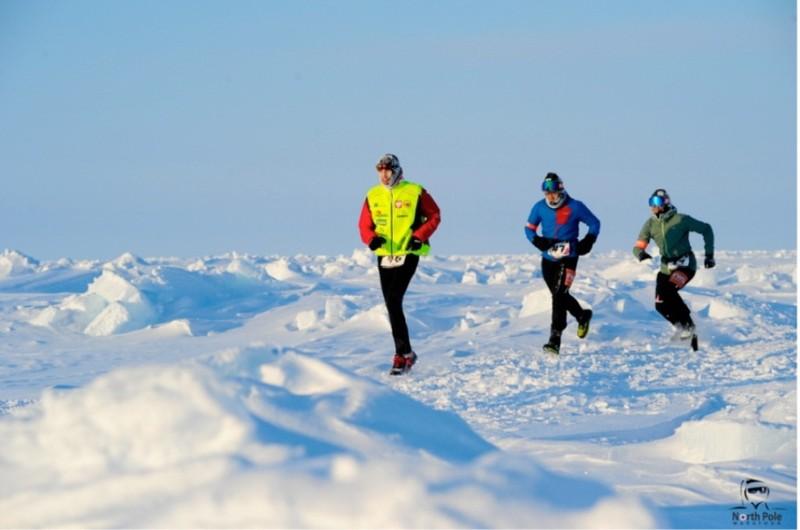 Người phụ nữ VN đầu tiên tham gia Marathon Bắc Cực - ảnh 2