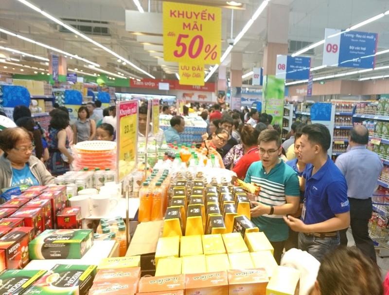 Saigon Co.op: Dịch vụ thương hiệu Việt xuất sắc - ảnh 3