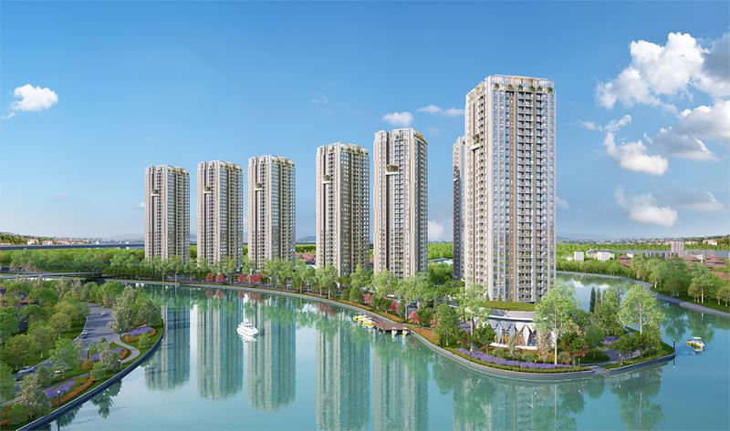 Gem Riverside: Vịnh Hạ Long kỳ ảo giữa Sài Gòn   - ảnh 1