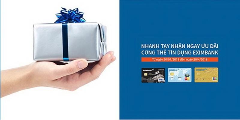 Nhanh tay nhận ngay ưu đãi cùng thẻ tín dụng Eximbank - ảnh 1
