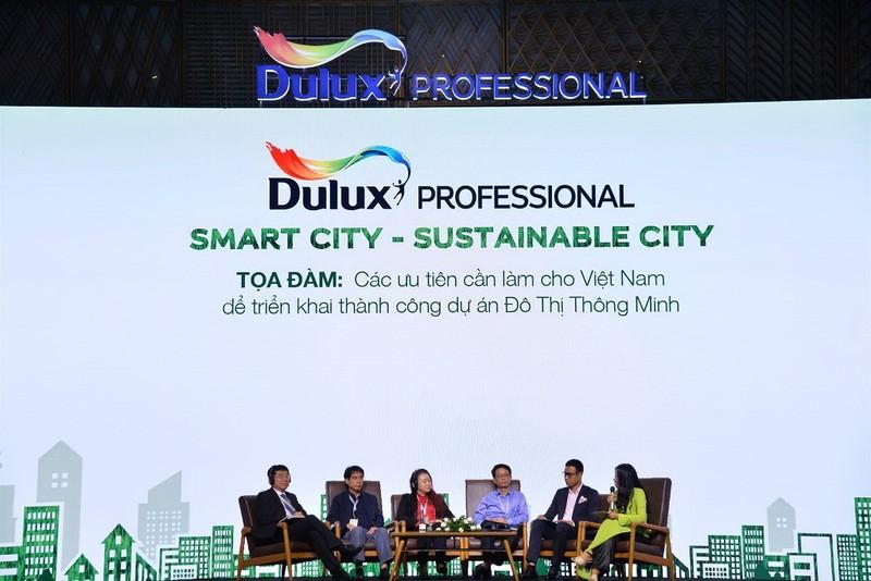 'Xây dựng đô thị thông minh, hướng đến phát triển bền vững' - ảnh 1