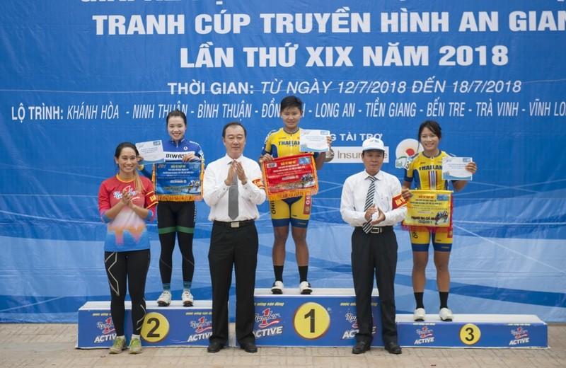 Khai mạc giải Xe đạp nữ toàn quốc mở rộng lần 19 - ảnh 3