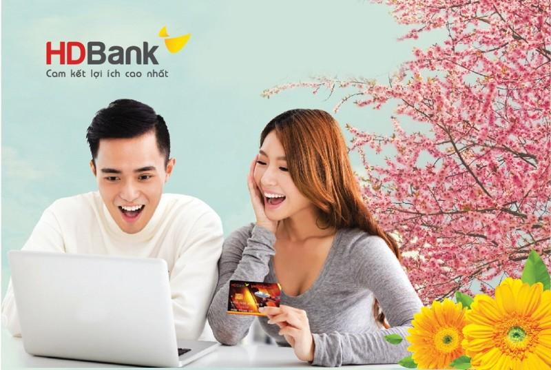 Bay cùng VietJet với ưu đãi thanh toán eBanking HDBank - ảnh 1