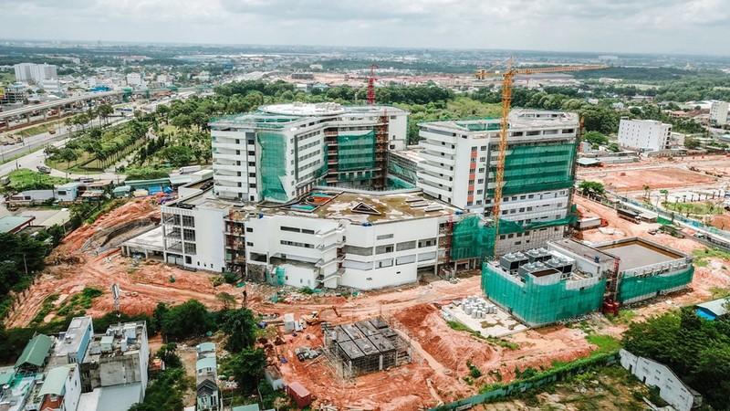 Sẽ có khu phức hợp thương mại, y tế cao cấp  - ảnh 3