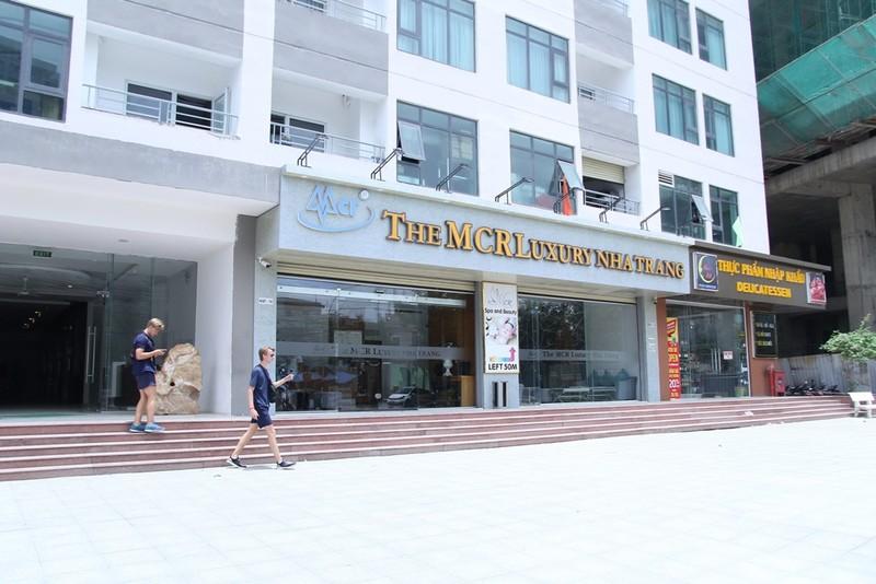 Tổ hợp chung cư cao cấp khách sạn 5 sao Mường Thanh Viễn Triều - ảnh 4
