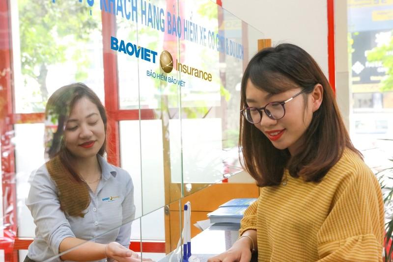 Bảo hiểm Bảo Việt đạt doanh thu 4.500 tỉ đồng - ảnh 1