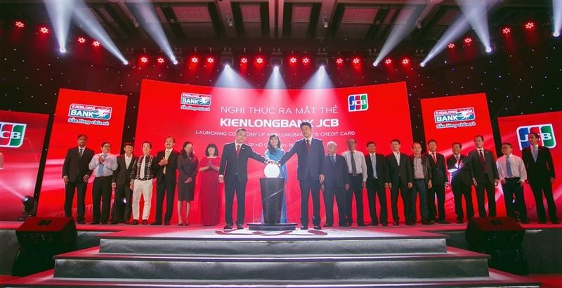 Kienlongbank ra mắt thẻ tín dụng quốc tế Kienlongbank JCB - ảnh 2
