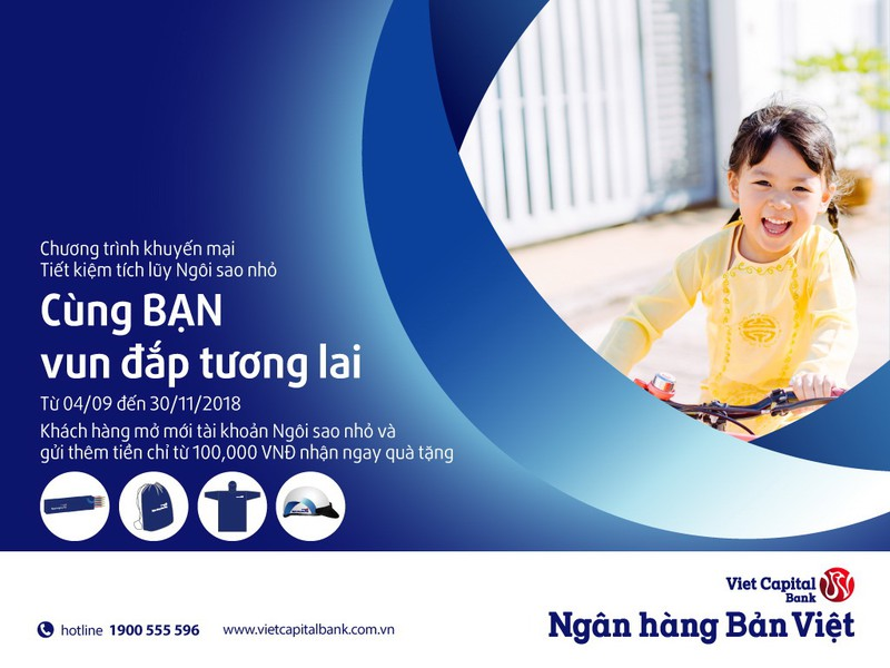 'Cùng bạn vun đắp tương lai' cho con yêu với Bản Việt - ảnh 1