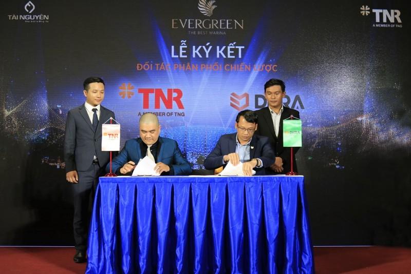 DKRA Việt Nam phân phối chiến lược dự án đẳng cấp EverGreen - ảnh 1
