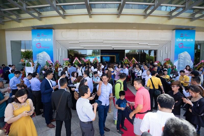 Bùng nổ giao dịch tại lễ ra mắt Vũng Tàu Gateway - ảnh 1