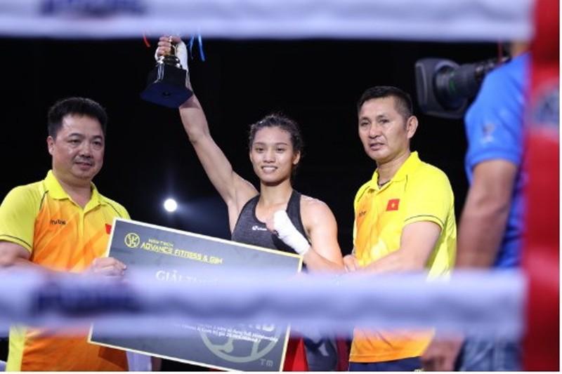 Hai cô gái vàng mang về chiến thắng cho Việt Nam tại Victory8 - ảnh 2