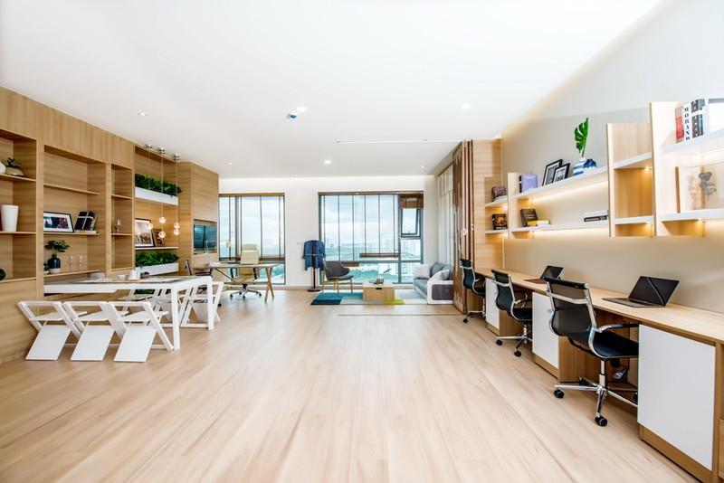 Giải mã sức hút căn hộ officetel Golden King tại Phú Mỹ Hưng   - ảnh 2