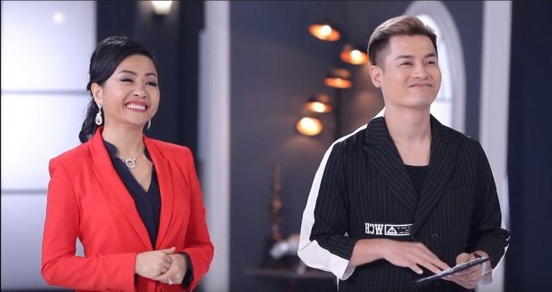Biểu cảm 'Ngon khó cưỡng' giúp team Thanh Hằng vượt đàn em - ảnh 1
