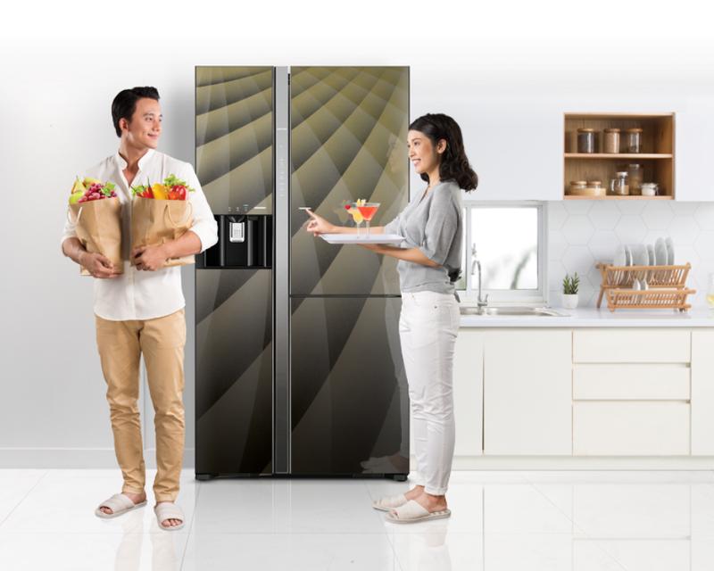 Hitachi ra mắt dòng sản phẩm mới 'nâng tầm cuộc sống' - ảnh 1