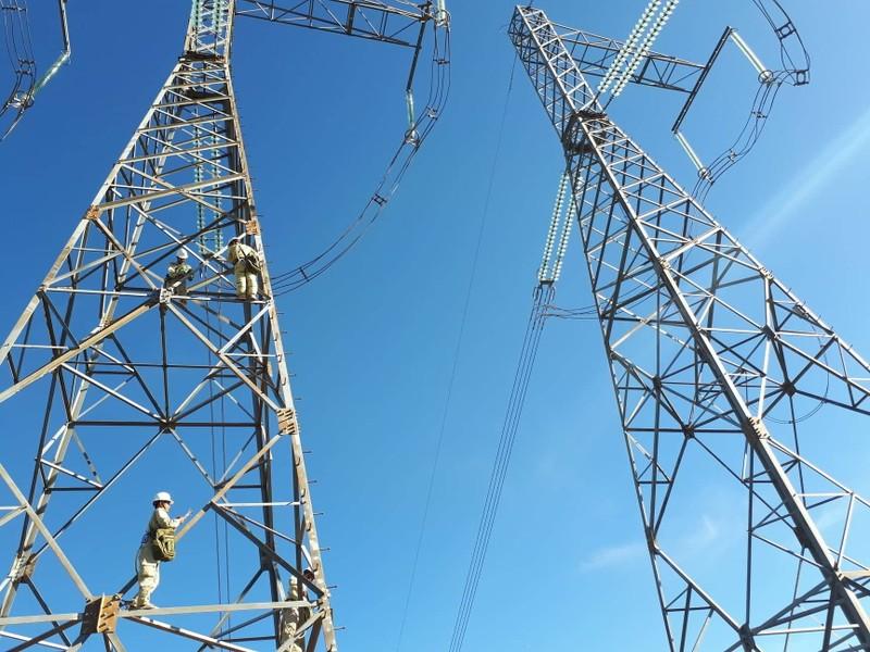 Căng sức bảo vệ hệ thống điện 500kV - ảnh 1