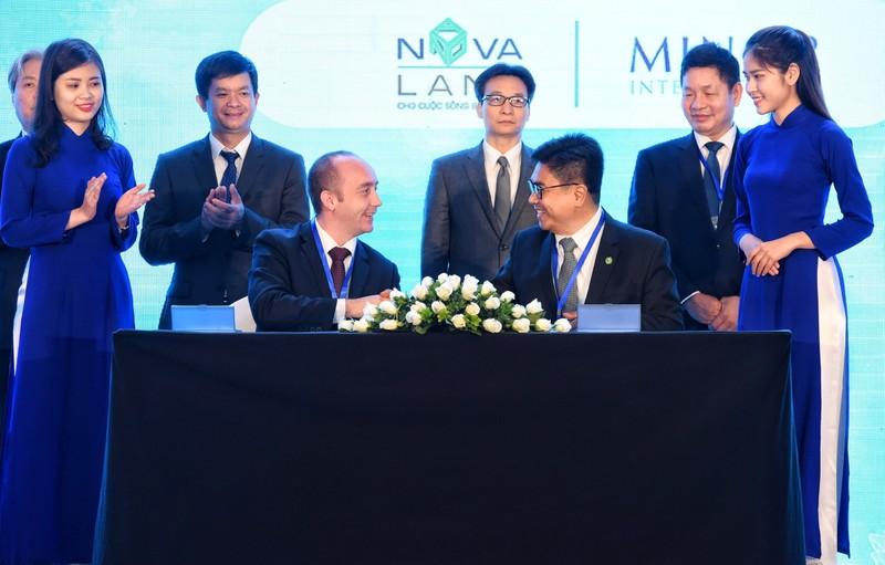 Novaland hợp tác chiến lược cùng Minor Hotels - ảnh 2