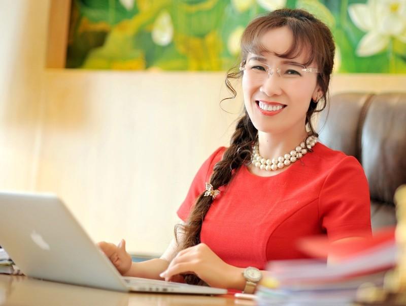 CEO VietJet tiếp tục trong Top phụ nữ quyền lực nhất thế giới - ảnh 1