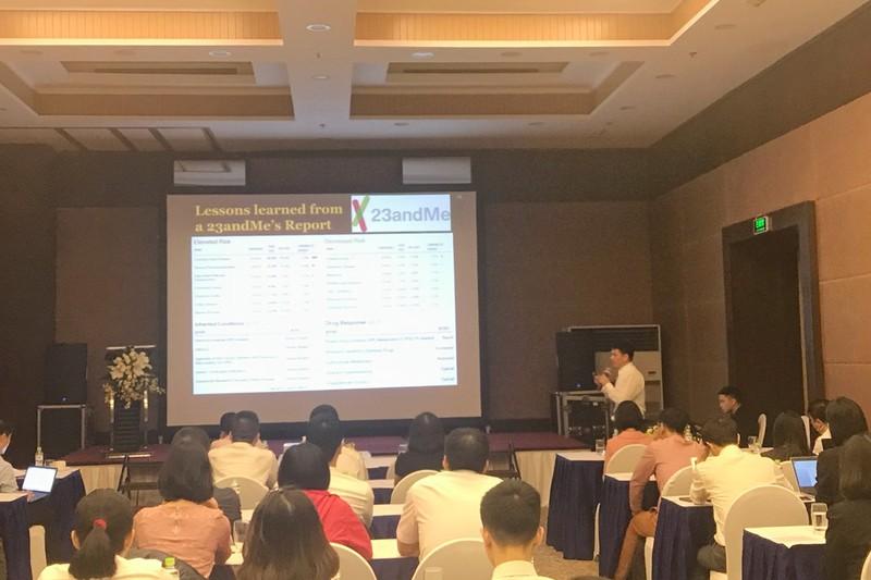 Vingroup chi 4,5 triệu USD nghiên cứu giải mã gen người Việt - ảnh 1